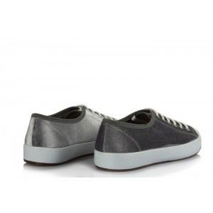 Vans Ayakkabı Gri Kadife