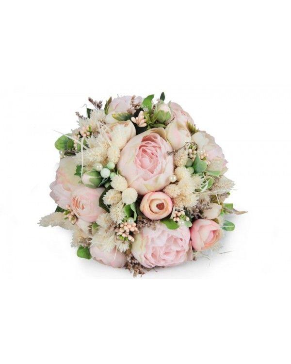 Gelin Çiçeği Muhteşem Pudra Tonları Modeli