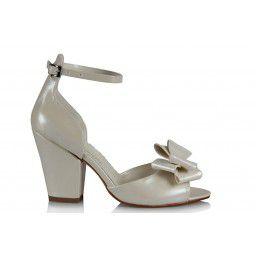 Nikah Ayakkabısı Kemerli Fiyonk Model