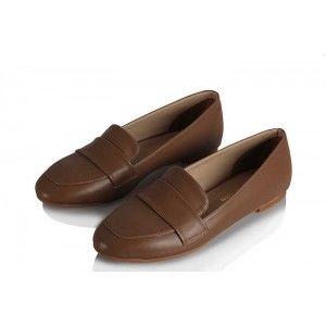 Babet Ayakkabı Vizon Renk