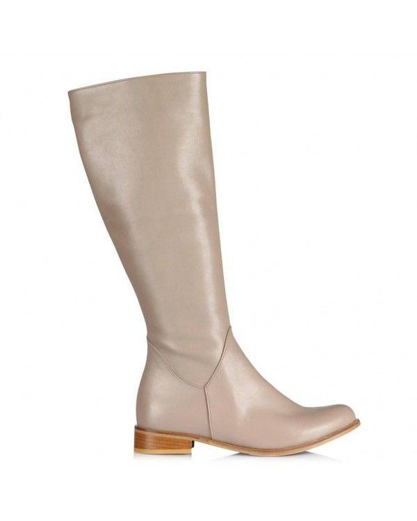 Düz Çizme Modelleri Vizon
