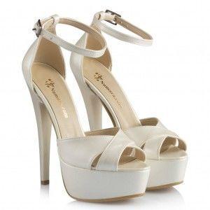 Gelin Ayakkabısı Platform Yüksek Modeller