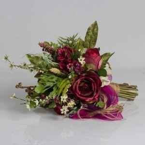 Bride's Bouquet Mürdüm Naturel