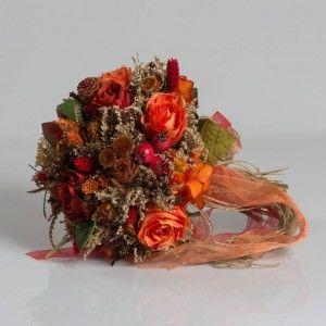 Dry Flower Nar Çiçeği Skulat