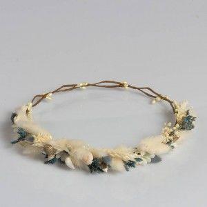 Sea Shells Bridal Crown