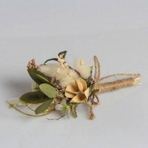 Yaka Çiçeği Yaprak Tasarım