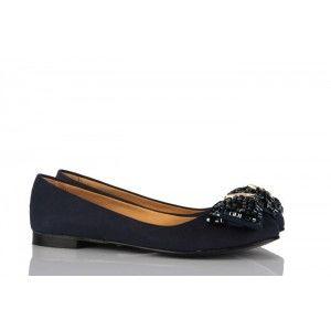 Lacivert Babet Ayakkabı
