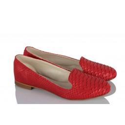 Babet Kırmızı Crocodile