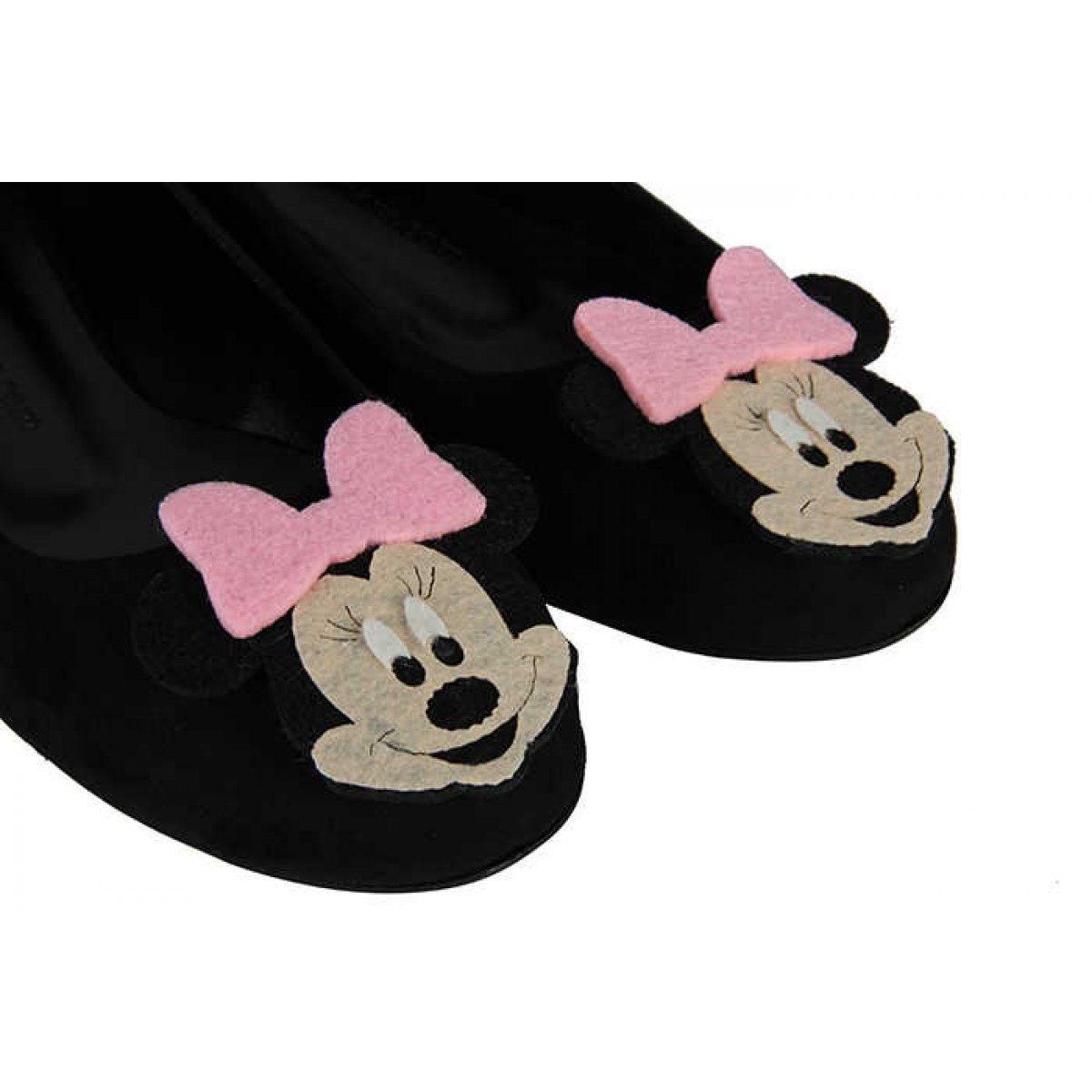 Babet Pembe Minnie Mouse