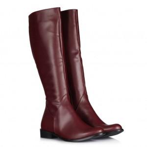 Bordo Düz Çizme Modelleri