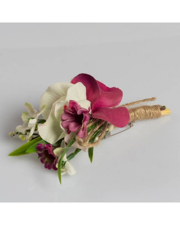 Damat Yaka Çiçeği Butik Tasarım