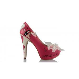 Dans Eden Gelin Damat Düğün Ayakkabısı