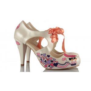 Düğün Ayakkabısı Balonda Gelin Damat