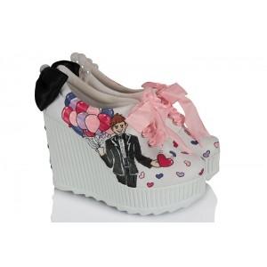 Düğün Ayakkabısı Neşeli Günler