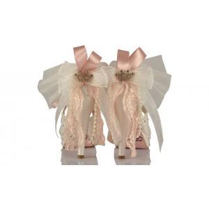 Düğün Ayakkabısı Pudra Tasarım
