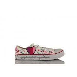 Gelin Ayakkabısı Converse Modeli