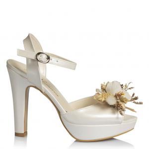 Gelin Ayakkabısı Kemerli Tasarım