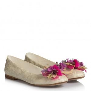 Gelin Babeti Fuşya Kuru Çiçekler