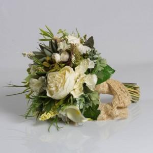 Gelin Çiçeği Kırık Beyaz Butik Çiçek