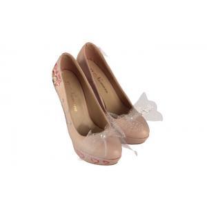 Nihayet Evlenen Gelin Damat Tasarımı Gelinlik Ayakkabı