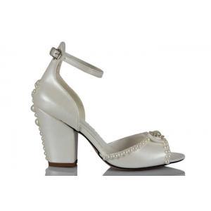 Nikah Ayakkabıları Az Topuklu Tasarım