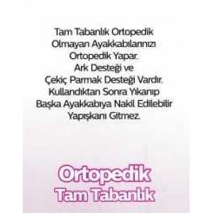 Ortopedik Tam Tabanlık