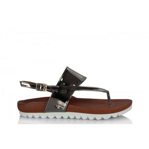 Parmak Arası Sandalet Füme Ayna