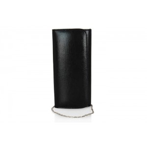 Portföy Çanta Siyah Yaldızlı