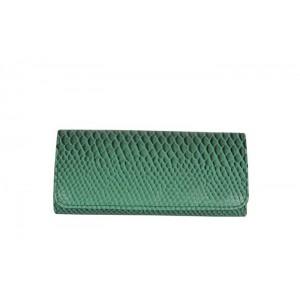 Portföy Çanta Yeşil Crocodil