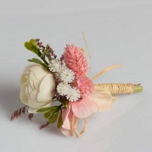 Pudra Pembe Yaka Çiçeği