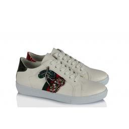Spor Ayakkabı Beyaz Tasarım Model
