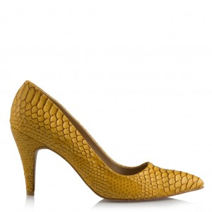 Stiletto Hardal Rengi Crocodil