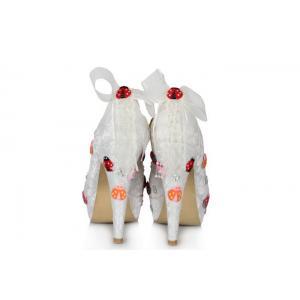Uğur Böcekli Gelin Ayakkabısı